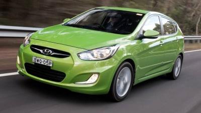 2012 Hyundai Accent Elite Five-door Review