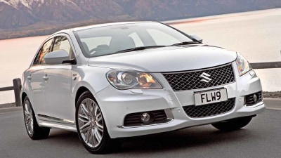 2010 Suzuki Kizashi Sport AWD Launched In Australia