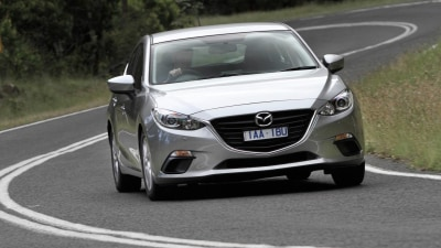 Mazda Reveals Smooth-Driving G-Vectoring Control Chassis Technology