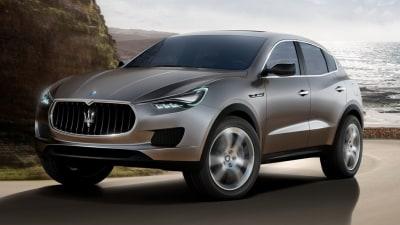 Maserati Confirms Ghibli Sedan, Levante SUV And New Quattroporte