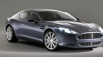2010 Aston Martin Rapide To Get Australian Unveiling In February And March