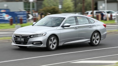 2020 Honda Accord VTi-LX hybrid review