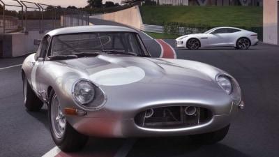 Jaguar Lightweight E-Type Revealed Ahead Of Pebble Beach Debut