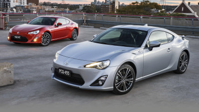 Power Steering Recall For Toyota 86 And Subaru BRZ
