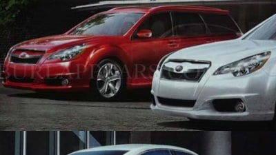 2010 Subaru Legacy/Liberty Confirmed?