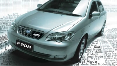BYD May Be Australia's Second Chinese Carmaker: Report