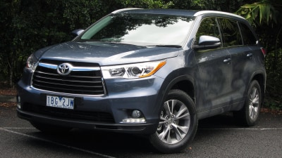 2014 Toyota Kluger Review: GX, GX-L And Grande