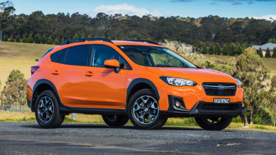 2019 Subaru XV sweet spot review