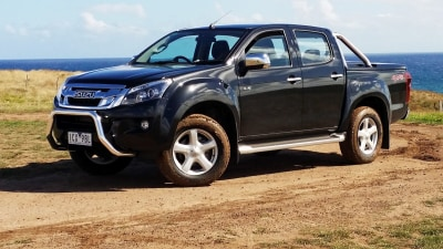 2015 Isuzu D-Max Review: LS-U 4X4 Crew Cab Ute - Go On, Try And Bust It...
