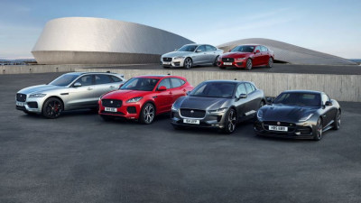 Jaguar, Land Rover go to five-year warranty for a limited time - UPDATE: Extended