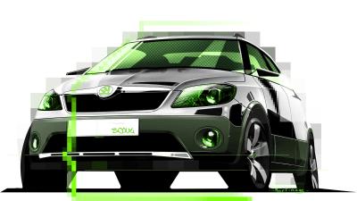 Skoda Preparing All-New CX-3-Battling Small SUV