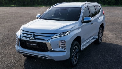 2020 Mitsubishi Pajero Sport revealed, here next year
