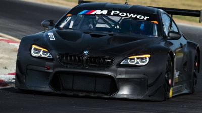 BMW M6 GT3 Takes To The Track In Australia – Video
