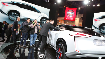 CES 2018: The future of cars is fascinating