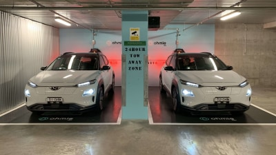 Ohmie Go: Car sharing service aims to drive electric adoption