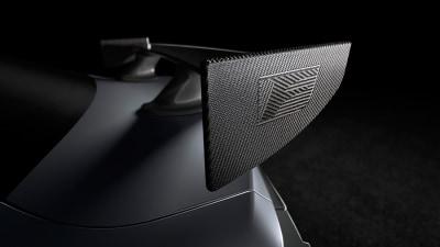 Lexus teases RC F Track edition
