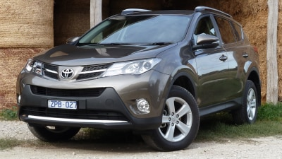 2013 Toyota RAV4 GXL 2.0 FWD Automatic Review