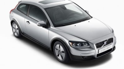 Volvo C30 BEV All-Electric Prototype Revealed