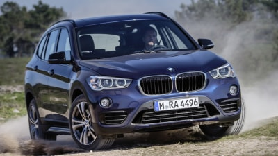 BMW X1 - 2016 Australian Price And Features