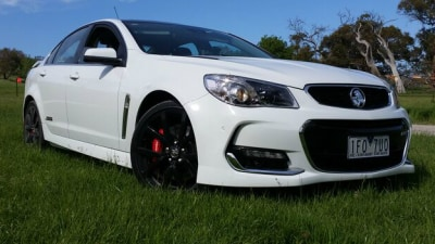 2016 VF II Commodore SS and SSV Redline Review - Harder, Better, Faster, Stronger