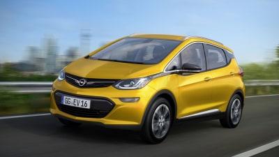 Opel Ampera-e Announced – Chevrolet Bolt EV Gets A Ticket Abroad