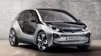 BMW Reveals Updated i3 Concept, New London i Store, Pedelec Electric Bike