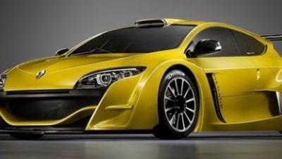 2009 Renault Megane Coupe RS To Debut In Geneva?