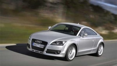 2010 Audi A3, A4, And TT To Lose V6 Power?