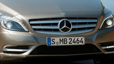 Mercedes-Benz A-Class Compact SUV Confirmed