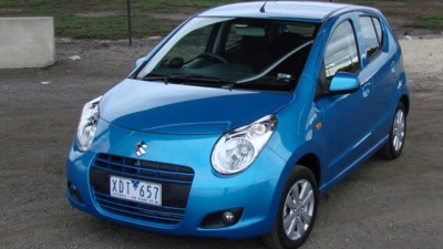 2009 Suzuki Alto Road Test Review