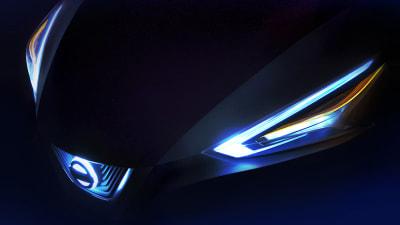 Nissan Friend-Me Concept Bound For Shanghai Auto Show