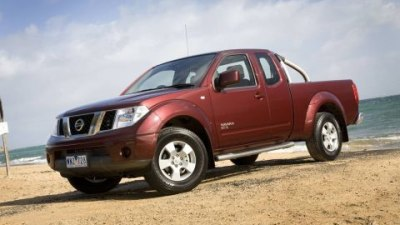 2008 D40 Navara King Cab