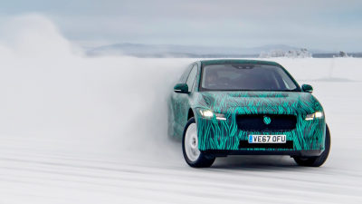 Jaguar I-Pace WIll Be Revealed Next Month