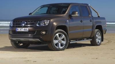 2011 Volkswagen Amarok On Sale From March 1