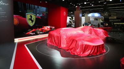 Ferrari outlines hybrid plans