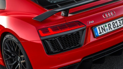 New Audi R8 special edition revealed