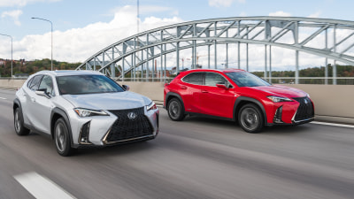 Lexus goes low with UX pricing