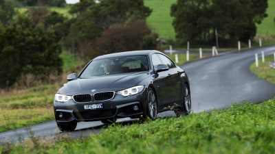 2016 BMW 4 Series REVIEW - Prices Down, New Engines For BMW's Sleek Coupe And Convertible