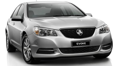 Holden Recalls Commodore And Caprice Models For Wiper Fix