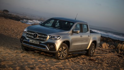 2018 Mercedes-Benz X-Class Overseas Preview Drive   Premium German Hay-Hauler Makes A Strong First Impression