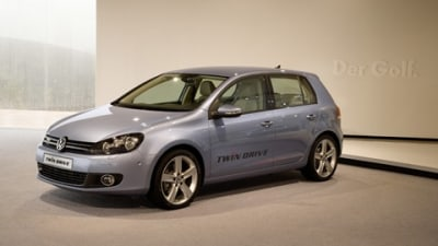 VW Golf VI Gets TwinDrive Treatment, Will Enter Efficiency Trial