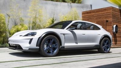 Porsche electric vehicle gaining interest in Australia