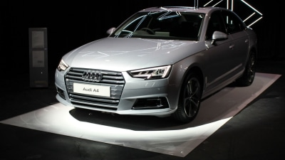 Audi A4 - All-New 2016 Model Debuts Key Technologies