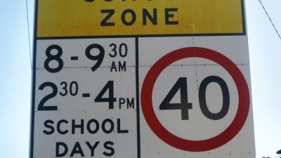 Queensland Motorists Ignoring School Speed Zones: Suncorp