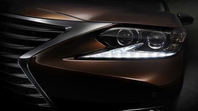 New Lexus ES Facelift To Debut In Shanghai, Due In Australia Late 2015