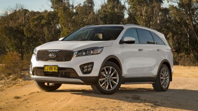 2017 Kia Sorento Introduces GT-Line Styling Package – Price And Features For Australia