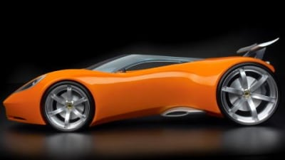 Lotus Design Hotwheels Concept
