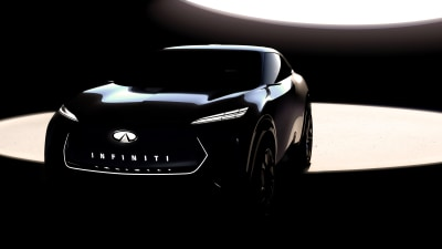 Infiniti concept crossover headed to Detroit