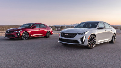 2021 Cadillac CT4-V, CT5-V Blackwing previewed in first official images – UPDATE