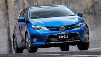 Toyota Access Adds 'Guaranteed Future Value' Across Range